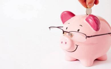 Sparen voor korting