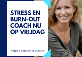 Stress En Burn-out Coach Nu Op Vrijdag