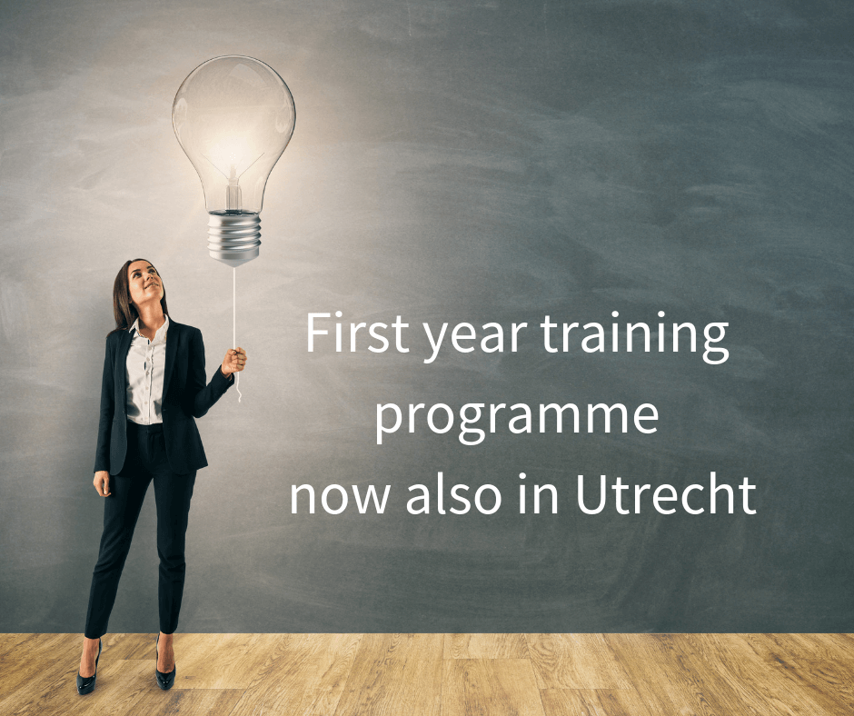 First Year Training Programme Now Also In Utrecht