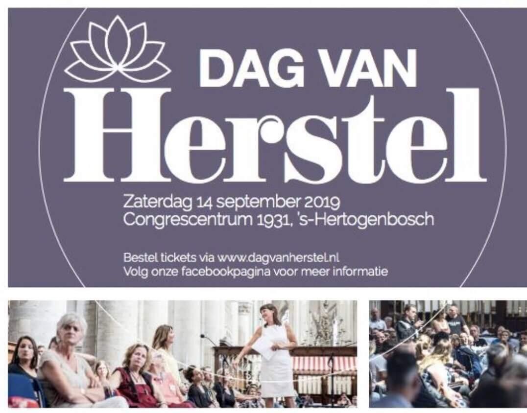 Ontmoet De ACC Op De Dag Van Herstel Op 14 September